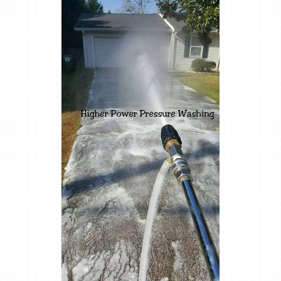 pressure washing house smyrna, ga