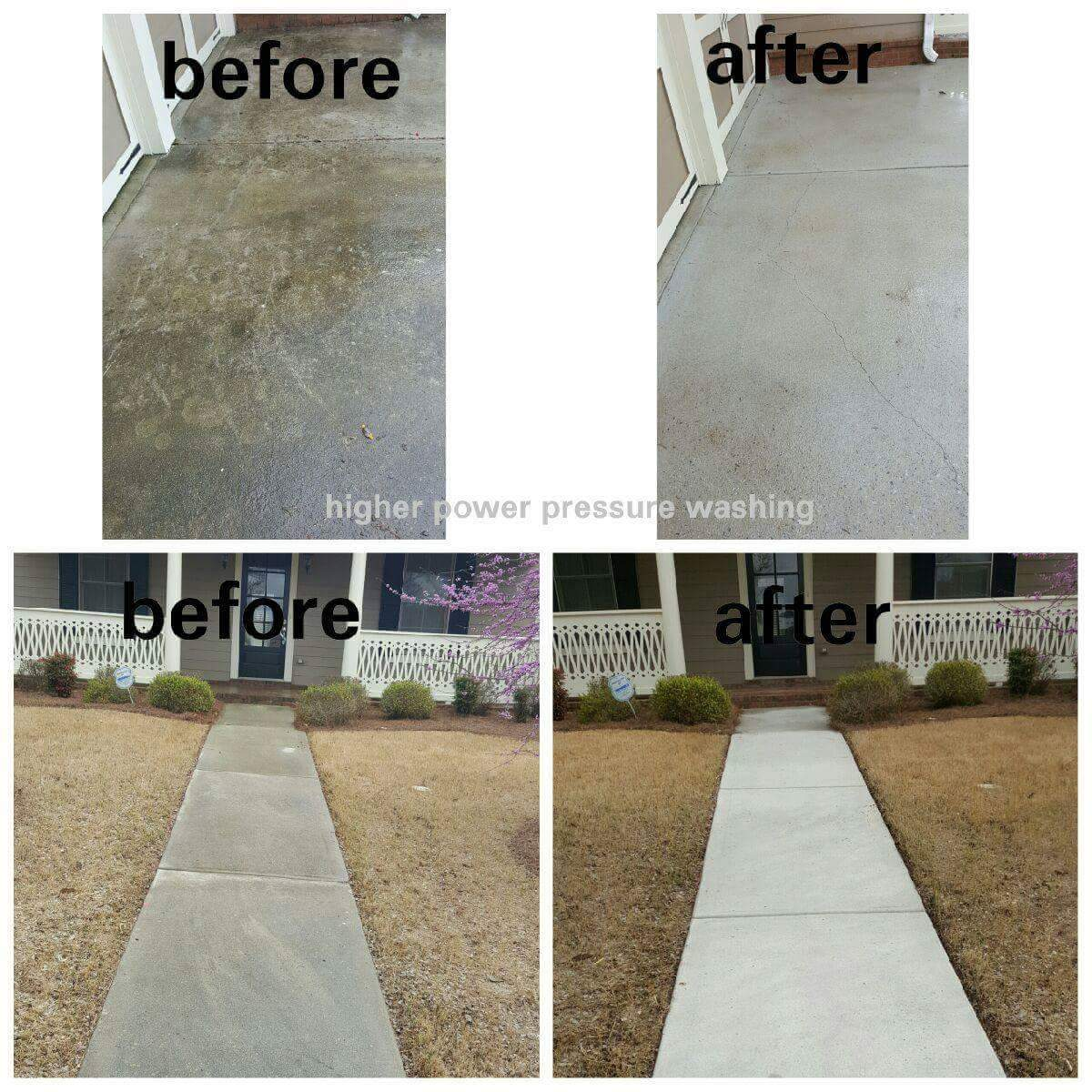 driveway and walkway cleaning austell, ga mableton, ga