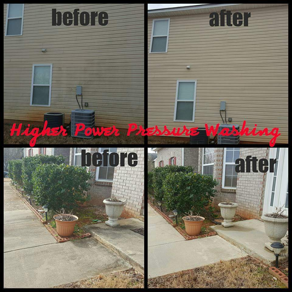 patio and house pressure washing douglasville, georgia