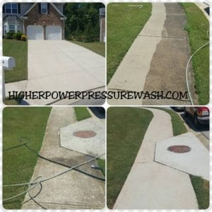 driveway cleaning Powder springs, ga Powder Springs, ga - pressure washing - Higher Power Pressure Washing